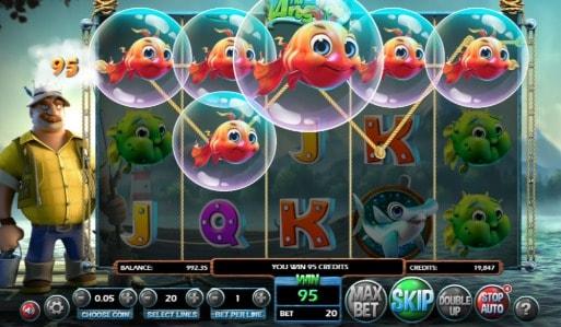 slots for real money - big angler win