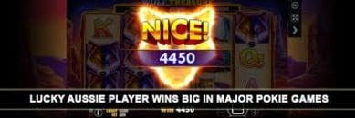 Emu casino Aussie player win