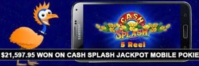 Emu casino jackpot pokies win