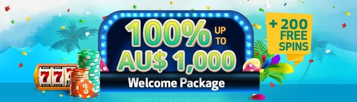 Spin Samba Welcome Pack