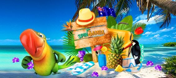 Spin Samba casino review