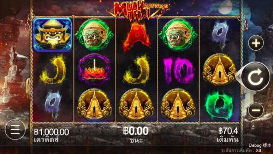 Muay Thai Slot at Fun88