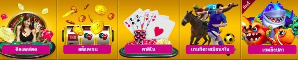 Lucky Niki Casino Games