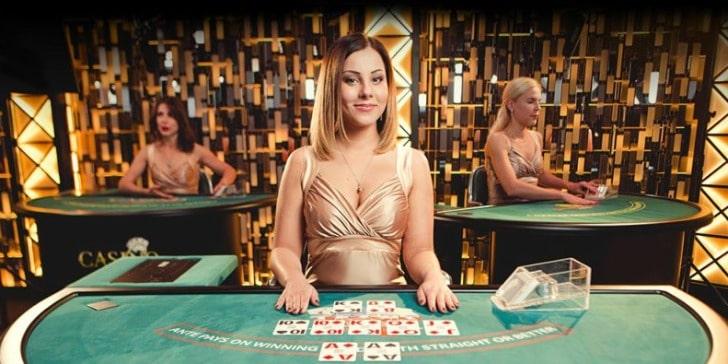Live Dealer at JackpotCity Casino