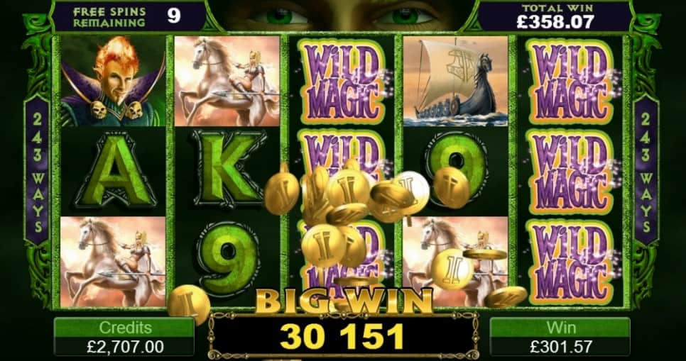 Thunderstruck II Slot by Microgaming at Spin Casino Review