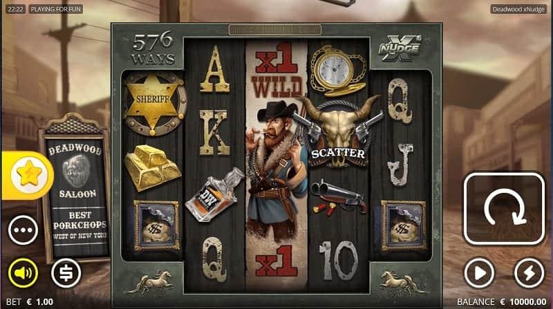Deadwood Slot Game by Nolimit - Kim Vegas Casino Review