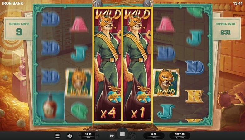 Iron Bank Slot Game by Relax Gaming - Kim Vegas Casino Review