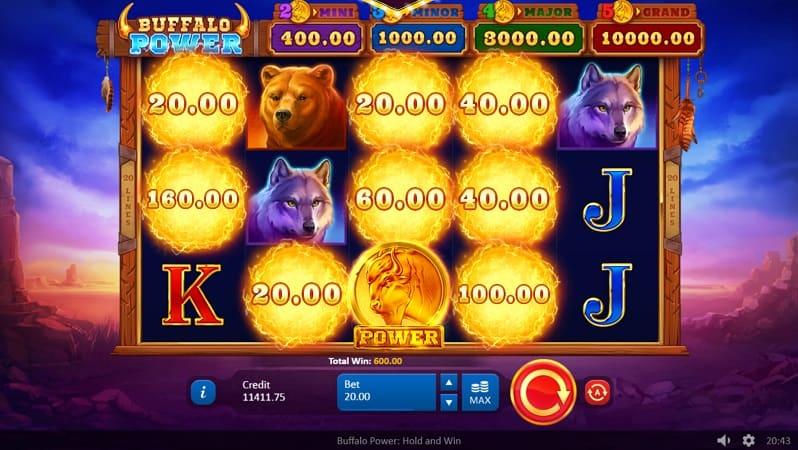 Kim Vegas Casino Review - Buffalo Power Slot by Playson