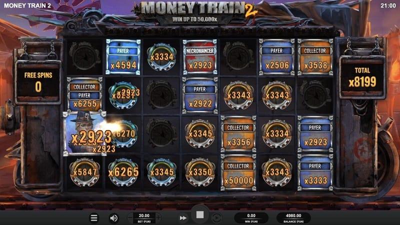 Money Train 2 Slot by Relax Gaming - Kim Vegas Casino Review